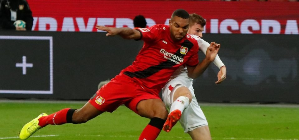 Signing Jonathan Tah would round off a brilliant transfer window for Liverpool