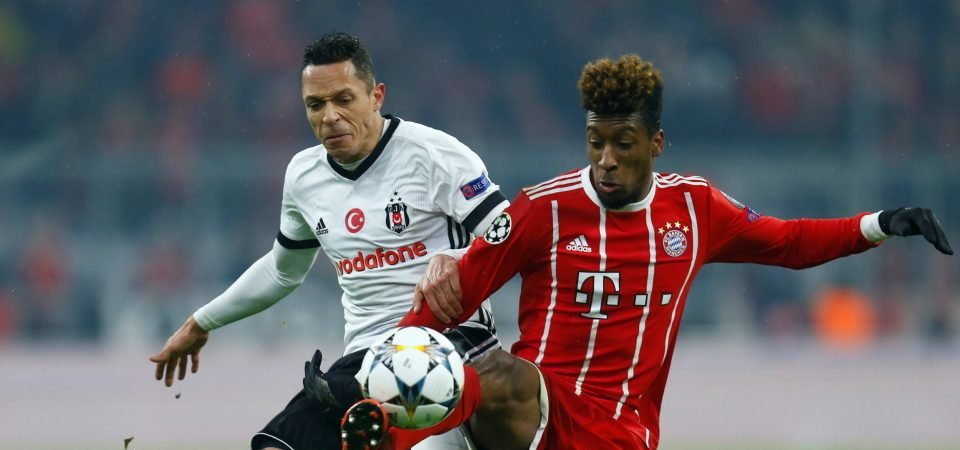 Kingsley Coman could bring a winner's mentality to Old Trafford