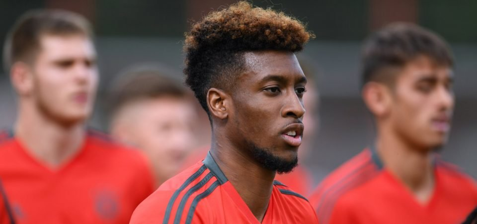 Revealed: Majority of Arsenal fans think Coman is perfect to fill winger void
