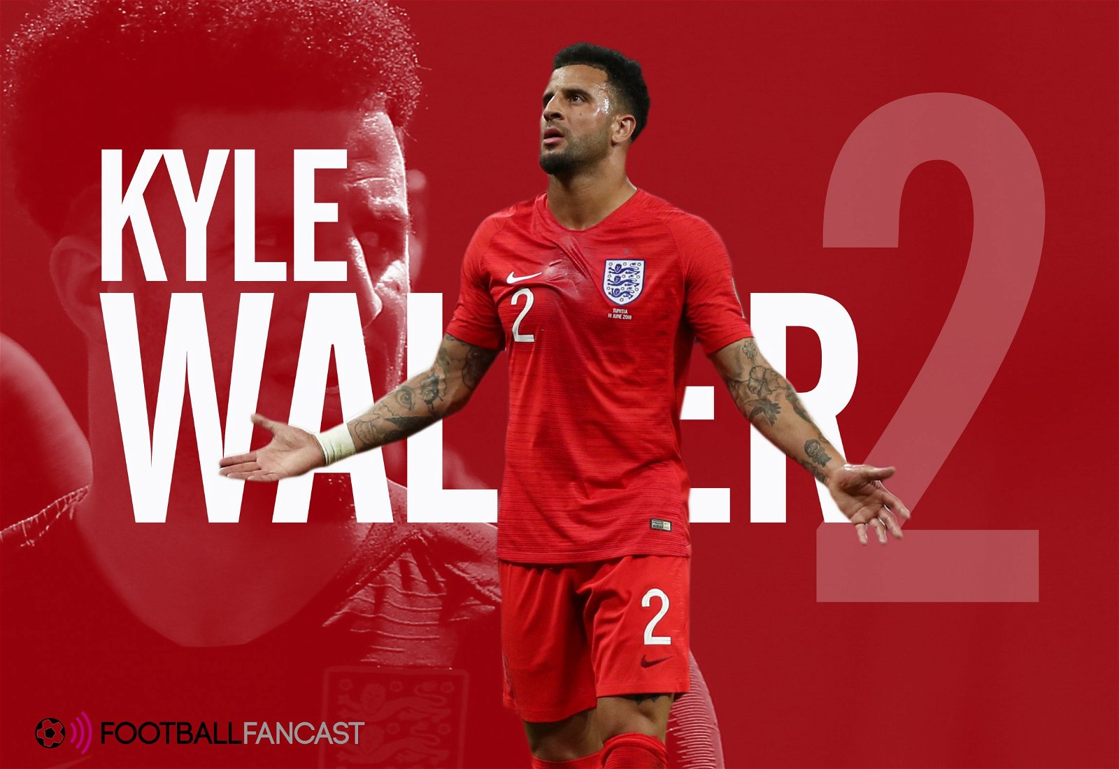 Player Zone: Kyle Walker's England role shows Gareth Southgate's tactical genius