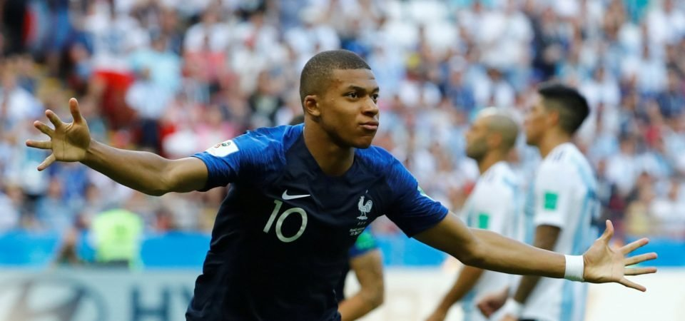 Chelsea fans jump to conclusions after spotting Mbappe with Hazard and co