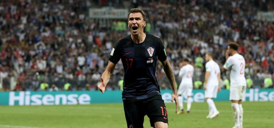 Manchester United fans react to Mario Mandzukic swoop reportedly falling through