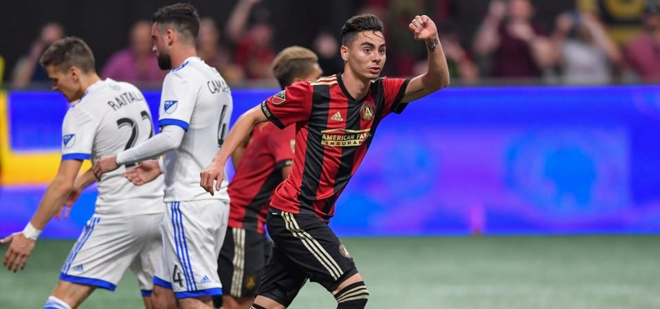 Newcastle fans react to the latest update on transfer target Miguel Almiron