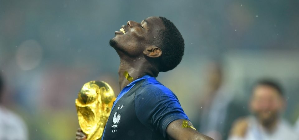 Man United fans on Twitter want Paul Pogba as new captain after World Cup win