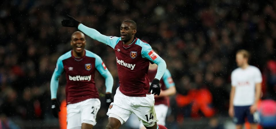 Potential Consequences: West Ham selling Pedro Obiang