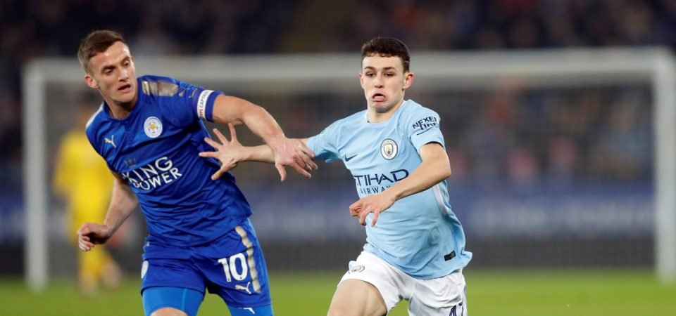 Newcastle fans want to sign Foden on loan
