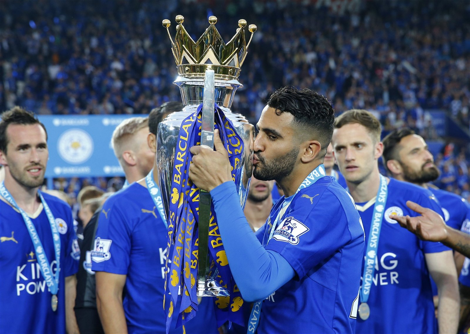The Word: Mahrez thought Leicester were a rugby club - Now they've propelled him to the top