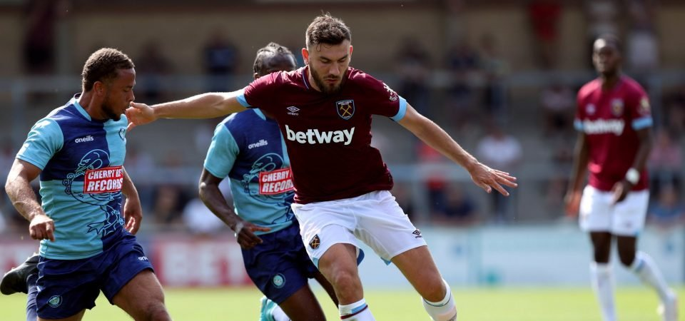 HYS: Will Snodgrass have to consider his West Ham future in January?