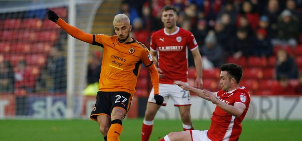 West Ham must make shock Romain Saiss move if Wolves sign Andre Gomes