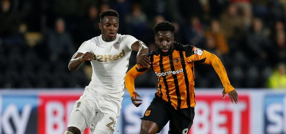 Leeds United will end up regretting it if they sell Ronaldo Vieira to Sampdoria