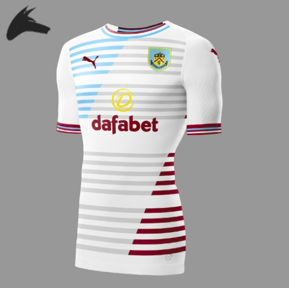 6244451a72e At the time of writing Burnley haven t officially revealed their away kit