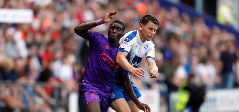 Nottingham Forest fans plead with the club not to spend £10m on Sheyi Ojo