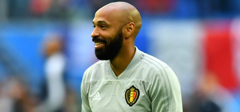 Thierry Henry keen on replacing Bruce at Aston Villa