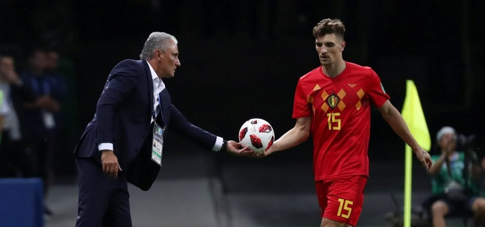 Meunier showed at World Cup why he is Man United's ready-made Valencia replacement