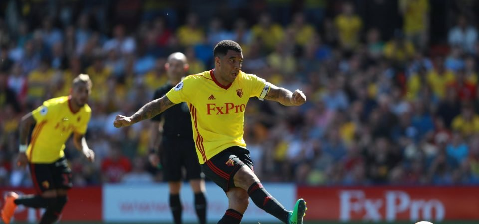 Leeds fans discuss whether club should sign Watford striker Troy Deeney