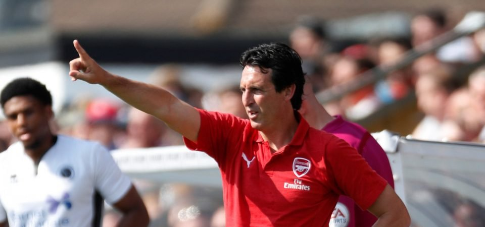 Unai Emery could bring the best out of Stanley Nsoki at Arsenal