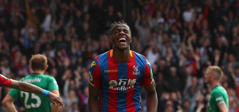 Potential Consequences: Crystal Palace selling Wilfried Zaha