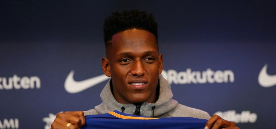 Wolves fans are buzzing with links to Yerry Mina after crazy transfer window