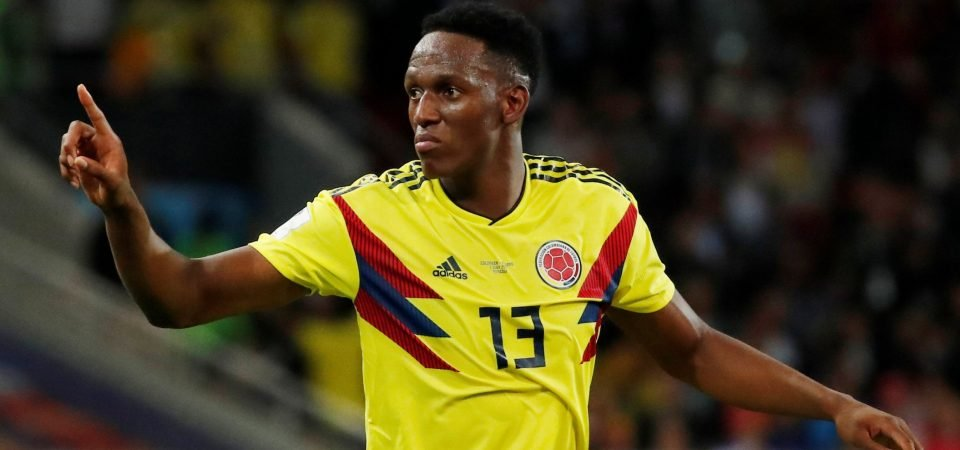 Aston Villa fans react to surprise Mina interest