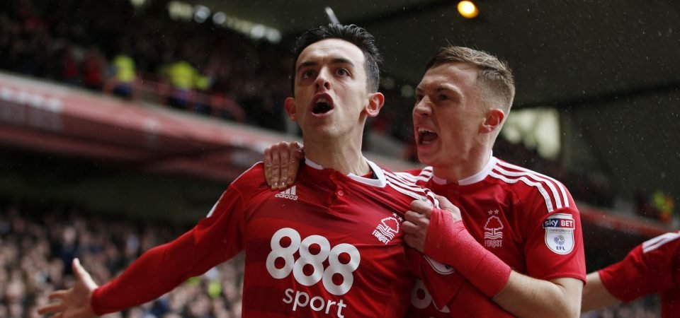 Nottingham Forest need to start clearing out the dead wood like Zach Clough