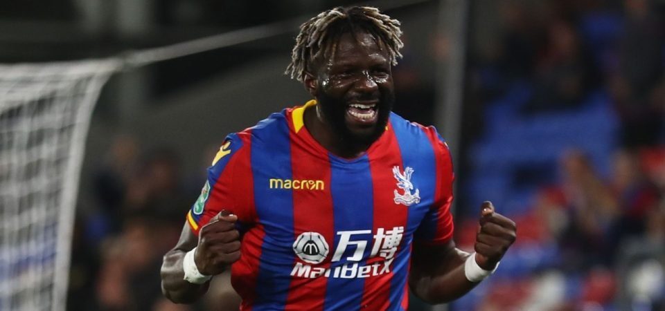 Crystal Palace: Sako now without a club following Eagles release