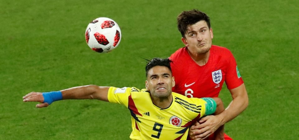 Maguire's Colombia display showed he's the dominant centre-half Liverpool need