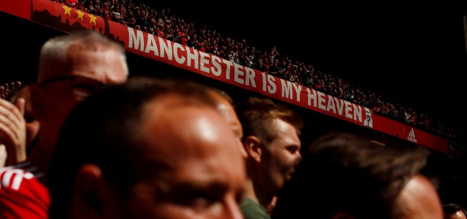Man United supporters are not keen on their club's new home kit