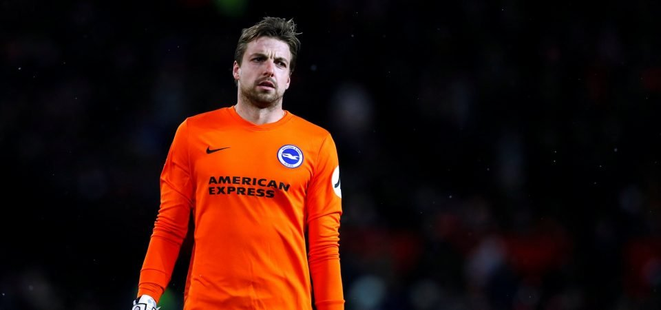 Free agent Krul is ideal man to resolve Monk's goalkeeper panic