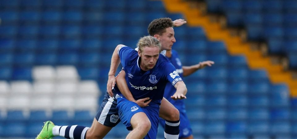 Everton fans fume as Davies is made captain
