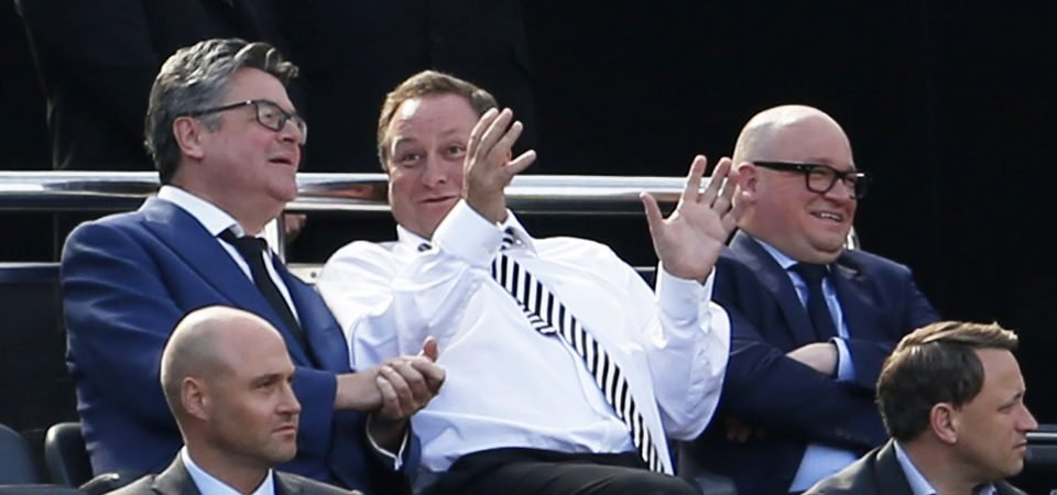 Newcastle fans react as Sky journalist gives takeover verdict
