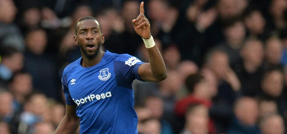 How is Everton's Yannick Bolasie performing on loan at Sporting Lisbon?