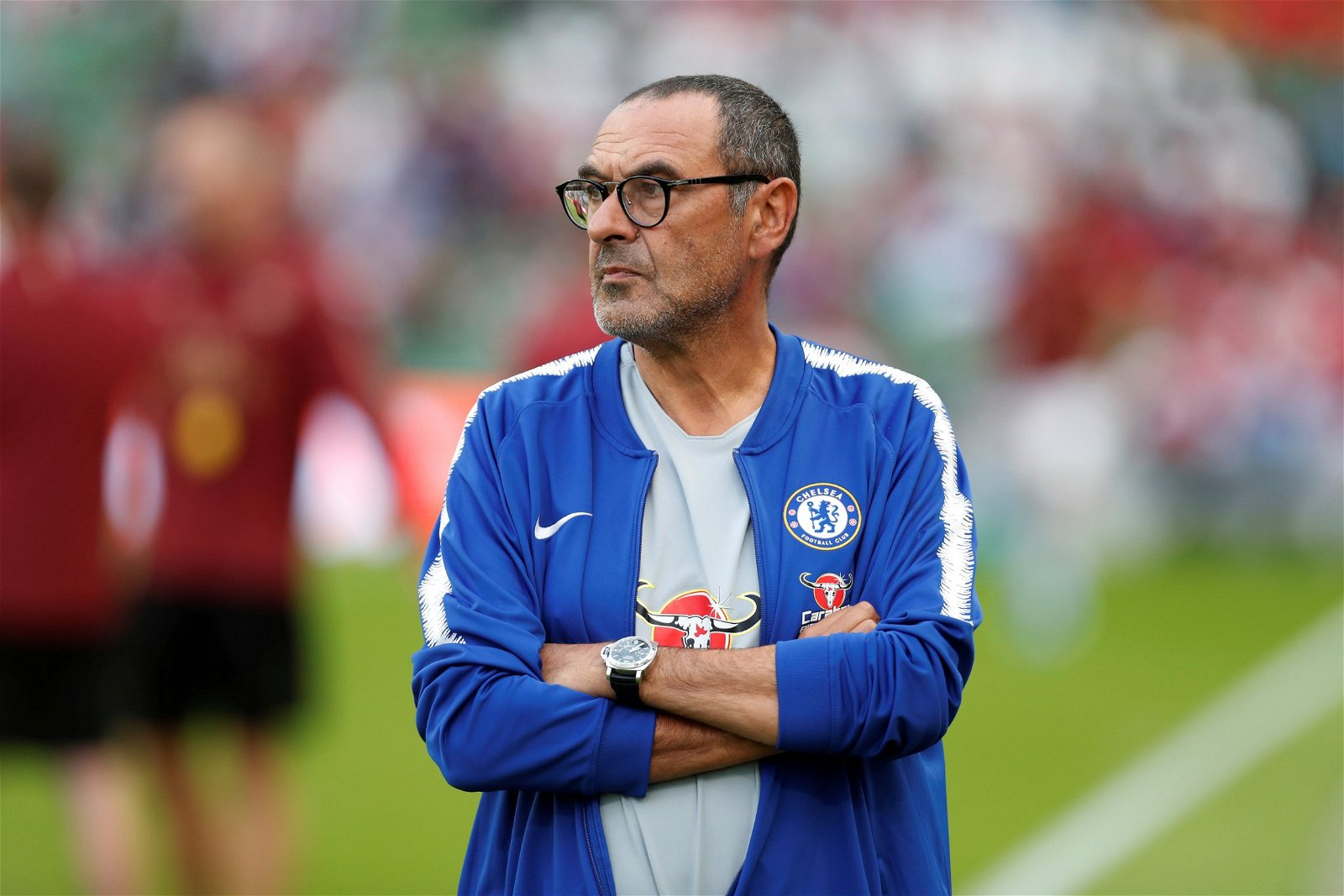 'Lovable Loser' Maurizio Sarri is jarring fit for Chelsea