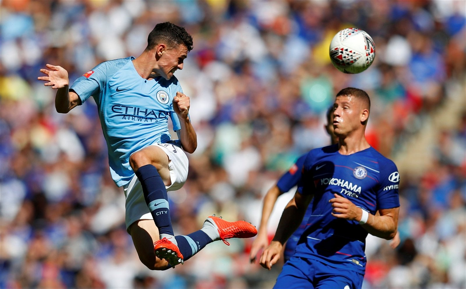 Manchester City's transfer setback gives Phil Foden his chance to shine