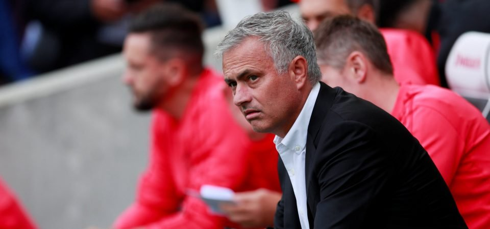 United fans are calling for Mourinho to be sacked after Tottenham defeat
