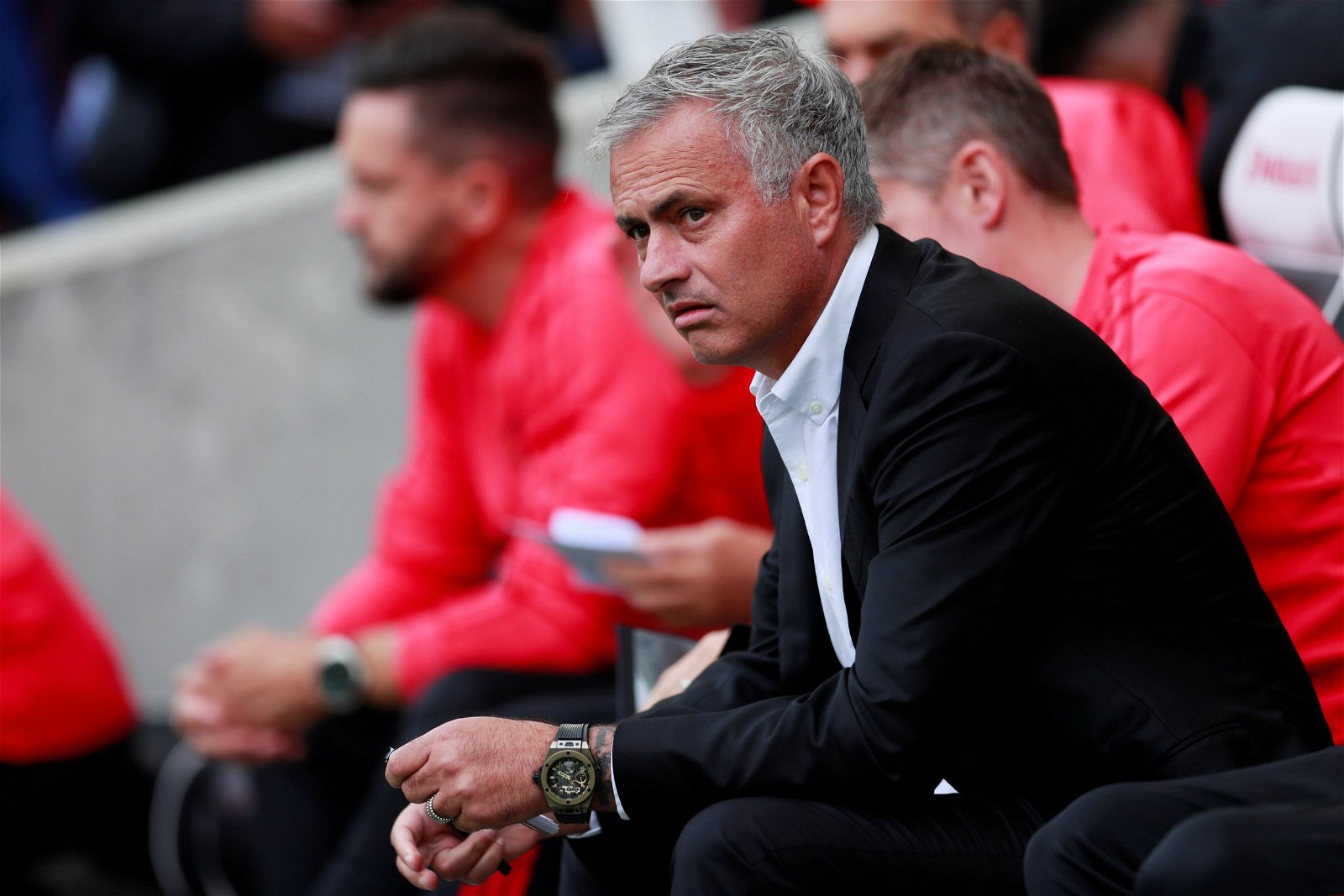 When does drama stop becoming enough for Manchester United?