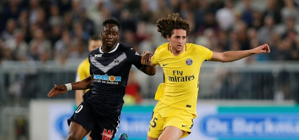 Tottenham fans beg Levy to sign bargain Rabiot