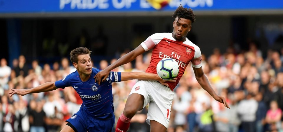 West Ham should sign Alex Iwobi from Arsenal once they get rid of Michail Antonio
