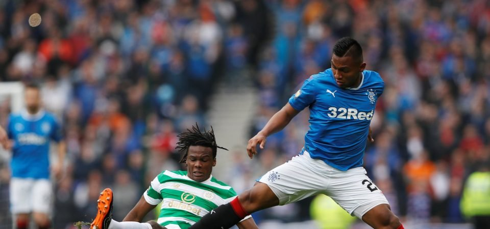 Rangers must not entertain any offers for Morelos