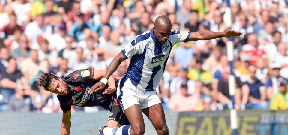 The time is right for Allan Nyom to leave West Brom as Leganes loan switch looms