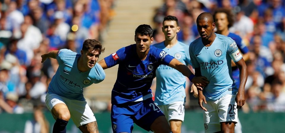 Alvaro Morata's non-existent Wembley performance will be a worry for Maurizio Sarri