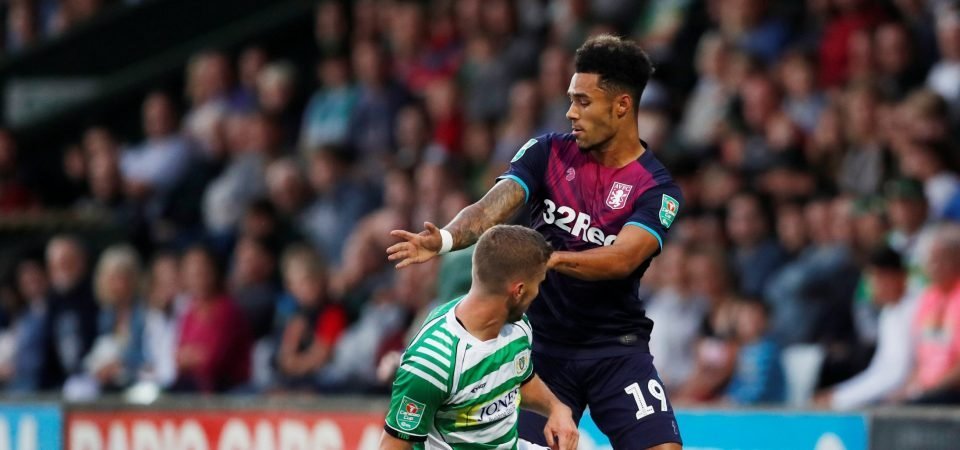 Aston Villa fans on Twitter are unsure about Green following Yeovil performance