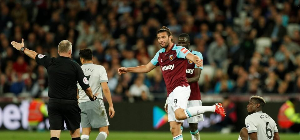 West Ham fans react as Andy Carroll set to return ahead of schedule in November