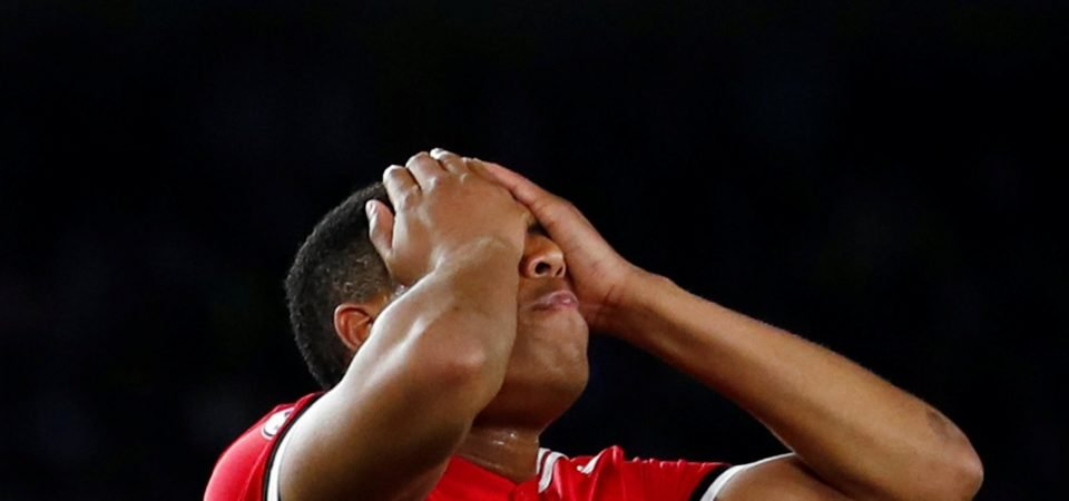 Three years on: What next for Anthony Martial?