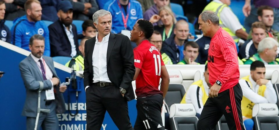 Martial should leave now, unless he can outlast Mourinho at Manchester United