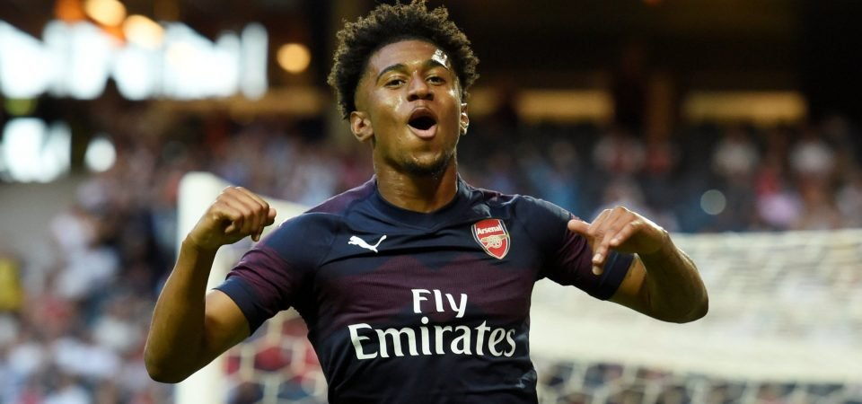 Emery suggests Nelson can be amongst Arsenal first-team next year
