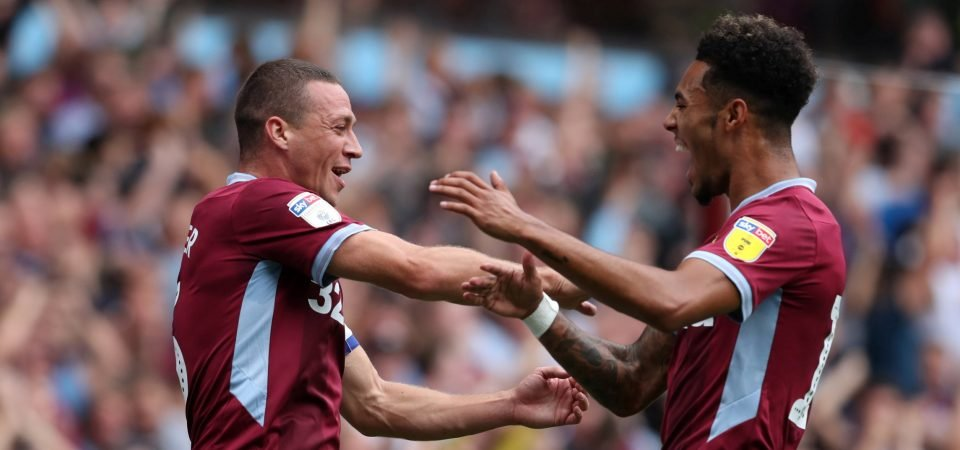 Aston Villa fans react to Andre Green's loan to Portsmouth