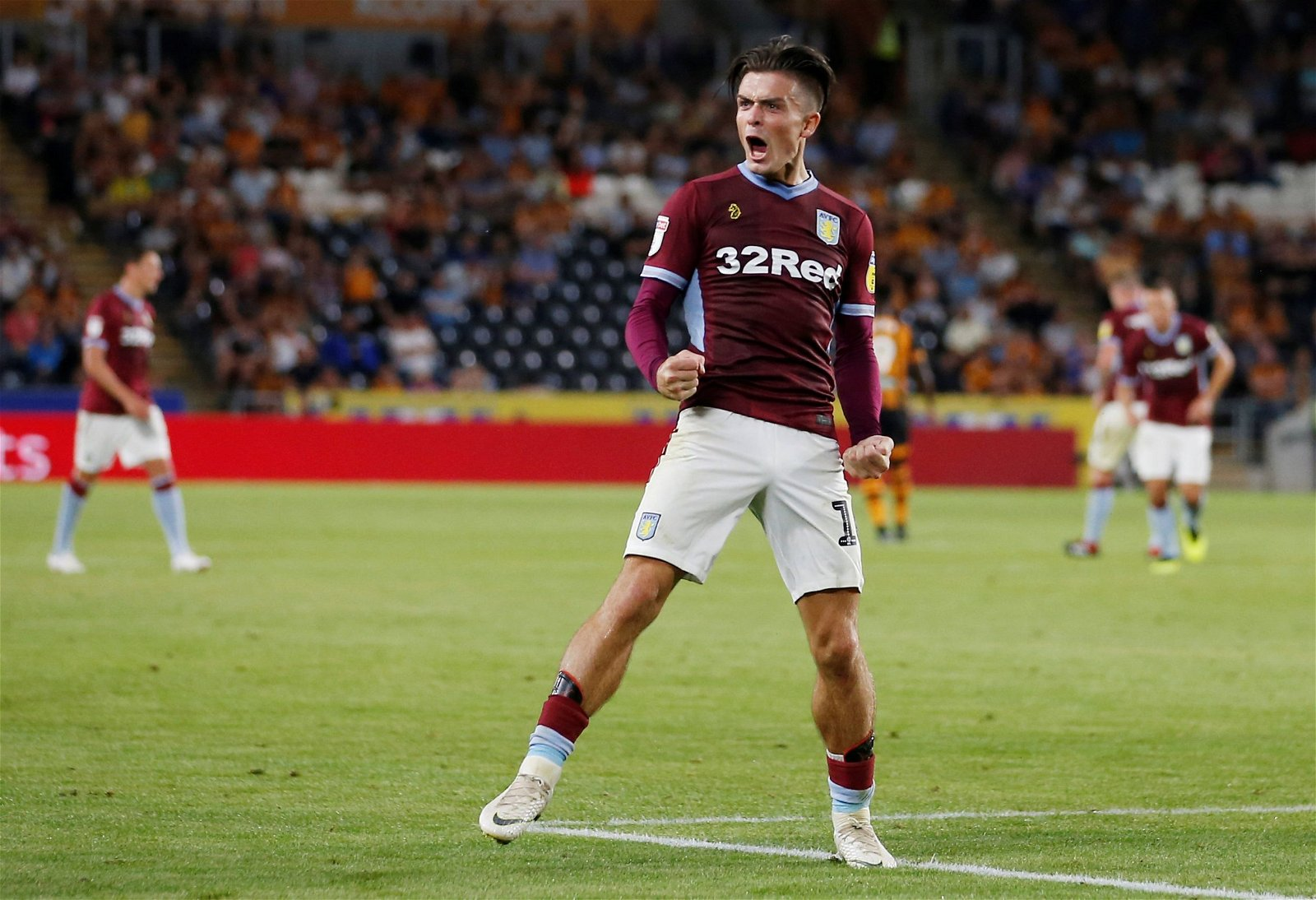 Grealish should be thanking the Aston Villa board for blocking his sale this summer