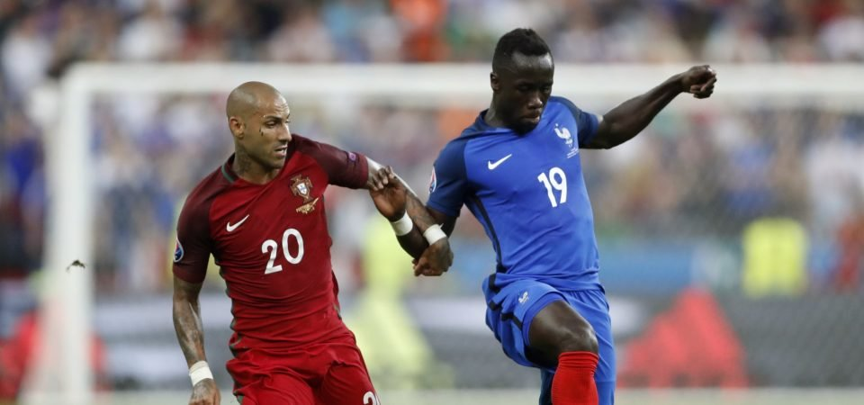 Exclusive: Bacary Sagna hooks up with the French Connection in Montreal