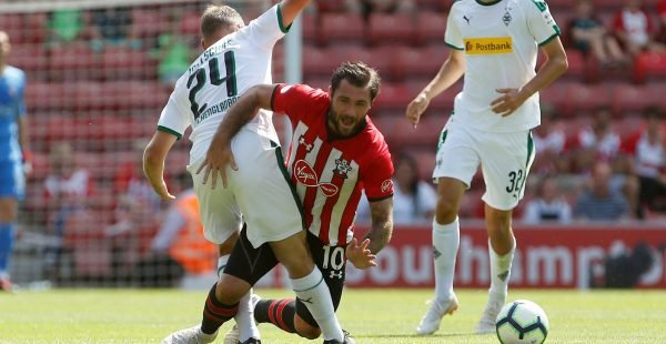 Charlie-austin-is-fouled-during-pre-season-friendly-e1534519466620-600x310