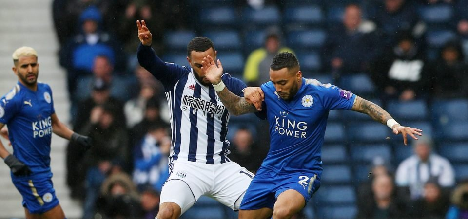 West Brom must sign Danny Simpson to solve right-back crisis